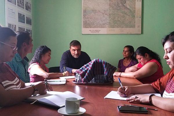 Visita de la empresa PAUSA CAFE.
