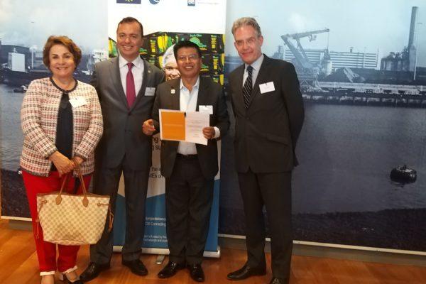 Misión de Orientación del Mercado para Speciality Café a Europa